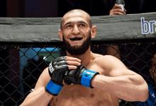 Leon Edwards vs. Khamzat Chimaev van de kaart