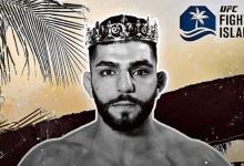 Amir Albazi tekent UFC contract, treft Malcolm Gordon op 18 juli in Abu Dhabi