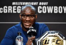 Kamaru Usman verdedigt titel tegen Jorge Masvidal tijdens UFC 251 in Abu Dhabi