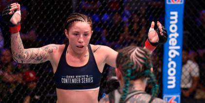 BREAKING: Mallory Martin vs. Hannah Cifers toegevoegd aan UFC evenement op 29 augustus
