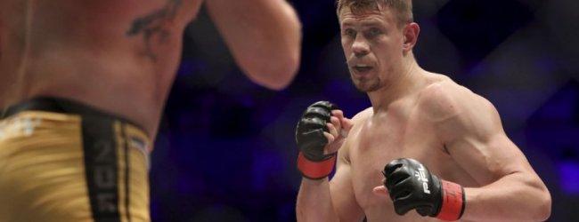 Voormalig WFCA kampioen Maxim Grishin maakt UFC debuut op 11 juli tijdens UFC 251