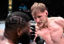 Alexander Volkov vs. Walt Harris toegevoegd aan UFC 254 op 24 oktober