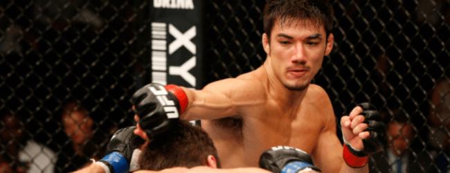 Aaron Phillips maakt bijna zes jaar na dato comeback in de UFC tegen Jack Shore in Abu Dhabi