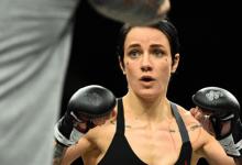 Jessica-Rose Clark treft UFC debutante Sarah Alpar op 26 september