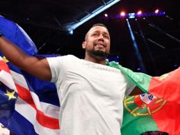 Yorgan de Castro treft Jarjis Danho tijdens UFC evenement op 10 april