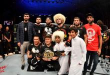 "Dana White: ""Khabib vs. Gaethje tijdens UFC 255 op 24 oktober"""