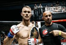 Niklas Stolze vervangt Shavkat Rakhmonov tegen Ramazan Emeev op 25 juli in Abu Dhabi