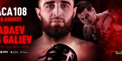 Uitslagen : ACA 108 : Grozny