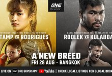 Uitslagen : ONE Championship 113 : A New Breed