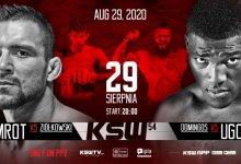 Uitslagen : KSW 54 : Gamrot vs. Ziolkowski