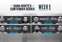 Uitslagen : DWCS Season 4 Week 1 : Flores vs. Jacoby