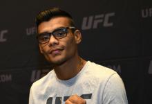 """Raulian Paiva treft Amir Albazi tijdens UFC """"Halloween"""" evenement op 31 oktober"""