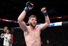 BREAKING: Cole Smith vs. Hunter Azure toegevoegd aan UFC evenement op 5 september