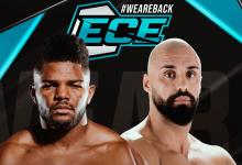 Luis Tavares maakt MMA debuut tegen Bruno Susano op 9 oktober tijdens ECE MMA evenement