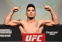 TJ Brown treft nieuwkomer Danny Chavez tijdens UFC 252 op 15 augustus