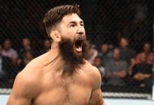 BREAKING: Bryan Barberena treft Anthony Ivy op 12 september tijdens UFC evenement in Las Vegas