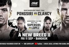 Uitslagen : ONE Championship 114 : A New Breed II
