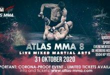 Atlas MMA keert op 31 oktober terug!