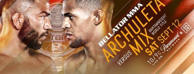 Uitslagen : Bellator 246 : Archuleta vs. Mix