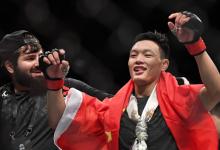 Su Mudaerji vs. Malcolm Gordon toegevoegd aan UFC evenement op 28 november