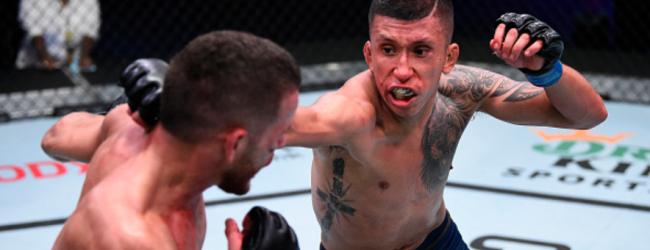 Jeff Molina vs. Zarrukh Adashev toegevoegd aan UFC evenement op 14 november