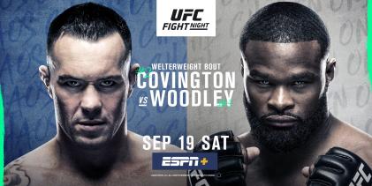 Bektic vs. Jackson completeert UFC Vegas card aankomende zaterdag met 15 partijen