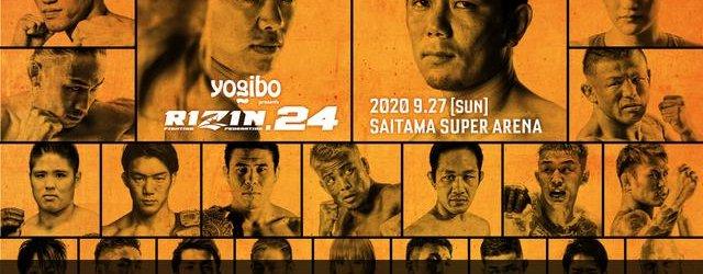 Uitslagen : RIZIN FF 24 : Saitama