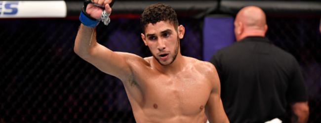 Jamie Mullarkey vs. Fares Ziam toegevoegd aan UFC evenement op 17 oktober in Abu Dhabi