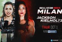 Uitslagen : Bellator 247 : Jackson vs. Kielholtz