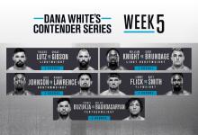 Uitslagen : DWCS Season 4 Week 5 : Buzukja vs. Baghdasarayan