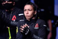 Michelle Waterson vs. Amanda Ribas toegevoegd aan UFC 257 evenement op 23 januari