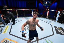 Jordan Williams vs. Nassourdine Imavov toegevoegd aan UFC evenement op 3 oktober