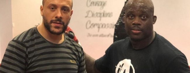 Interview met Kickboks – en MMA coach Said El Badaoui