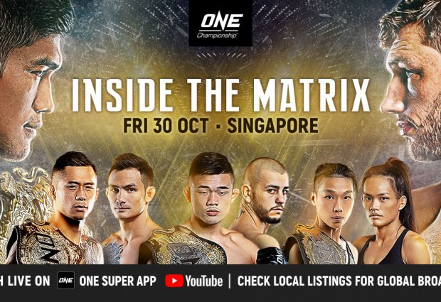 Uitslagen : ONE Championship 118 : Inside the Matrix