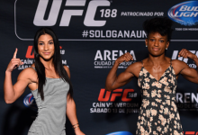 Tecia Torres en Angela Hill treffen elkaar in rematch