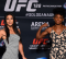 Tecia Torres en Angela Hill treffen elkaar in rematch