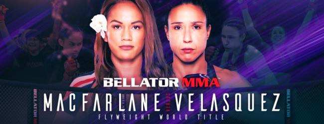 Ilima-Lei Macfarlane treft Juliana Velasquez op 10 december