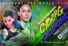 Uitslagen : Bellator 249 : Cyborg vs. Blencowe