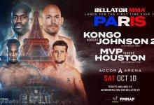 Uitslagen : Bellator 248 : Kongo vs. Johnson 2