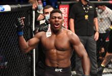 """""""Mr.Viral"""" Joaquin Buckley boekt partij tegen Jordan Wright op 21 november tijdens UFC 255"""