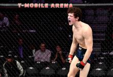 Chase Hooper vs. Peter Barrett toegevoegd aan UFC 256 evenement in Las Vegas