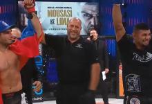 Gegard Mousasi verslaat Douglas Lima, pakt Middleweight titel voor de tweede maal bij Bellator MMA