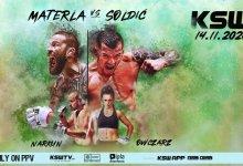 Uitslagen : KSW 56 : Materla vs. Soldic