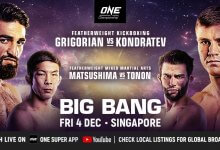 Uitslagen : ONE Championship 122 : Big Bang