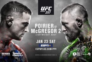 Uitslagen : UFC 257 : Poirier vs. McGregor 2