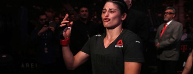 """""""Battle of the Julia/Julija's"""" tussen Avila en Stoliarenko op 20 maart tijdens UFC evenement"""