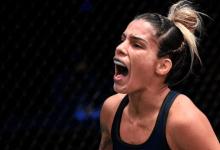 Randa Markos treft UFC debutante Luana Pinheiro tijdens UFC 260 op 27 maart